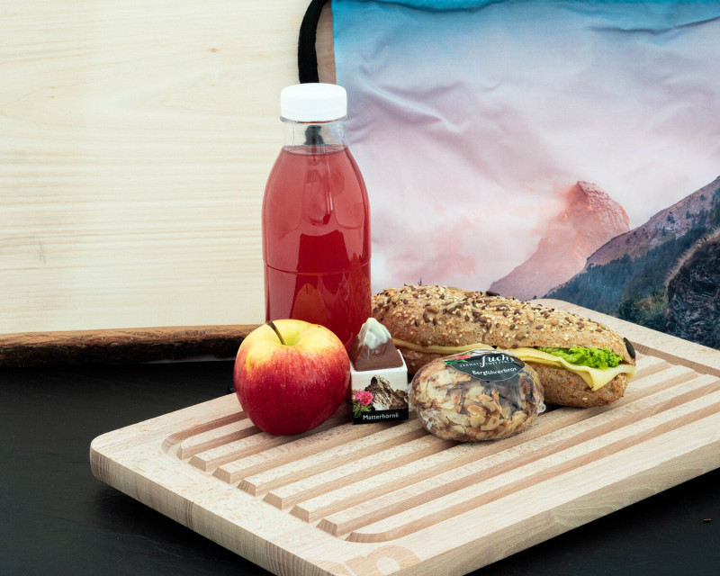 Herbst Snack-Ticket mit Power-Sandwich