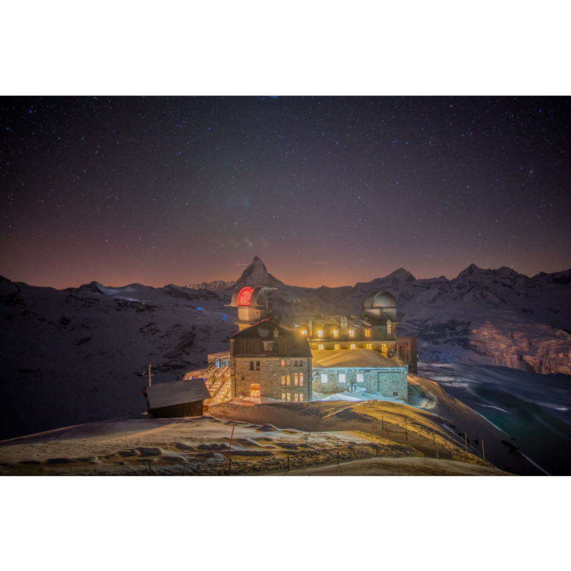 Erlebniswelt Gornergrat - Dining with the Stars